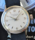 Rare Vintage Girard Perregeaux Seahawk In Mint Possible NOS Cond. Accurate Timer