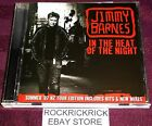 JIMMY BARNES - IN THE HEAT OF THE NIGHT-20 TRACK VERY RARE CD-07 NZ TOUR EDITION