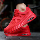 Mens Sports Light Weight Flexible Athletic Gym Running Shoes Sneakers Size