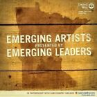 Emerging Artists CD By Emerging Leaders Scarlet Haze 8 Switch Maeflies Minnesota