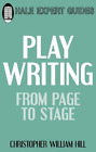 CHRISTOPHER WIL-PLAYWRITING: FROM PAGE TO STAGE  BOOK NEU