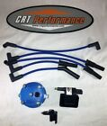 JEEP YJ XJ 25L 4CYL IGNITION TUNE UP UPGRADE KIT BLUE Wrangler Cherokee 91 93