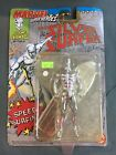 Toy Biz Marvel Super Heroes The Silver Surfer Speed Surfing Action Figure New