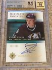 COREY PERRY 05-06 UD ULTIMATE Rookies Auto RC 282 299 BGS 9.5 GEM MINT 10 AUTO