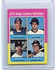 1975 TOPPS MINI #620 GARY CARTER ROOKIE CARD RC, MONTREAL EXPOS, HOF, 082617