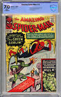 The Amazing Spider Man 14 1st Green Goblin CBCS 70