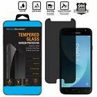 Privacy Tempered Glass Screen Protector for Galaxy J7 2017 Perx V Sky Pro