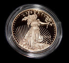 2012 W US Mint American Eagle One Ounce 50 Dollar Gold Proof Coin w COA