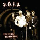 Love the Sin, Hate the Sinner by Saints of the Underground (CD, Apr-2008,...