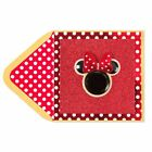 EXTRAORDINARY Papyrus Greeting Card Handmade Minnie Mouse blank note card