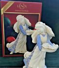 LENOX Nativity FIRST BLESSING FRUIT MARKET MAIDEN sculpture NEW in BOX 1st qual