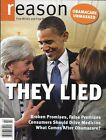 Reason magazine Barack Obama Nancy Pelosi Obamacare Health care Ethical lobbying