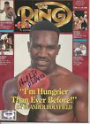 Evander Holyfield Boxing Cards and Autographed Memorabilia Guide 24