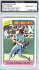 Pete Rose Autographed Signed 1980 Topps Card Phillies Gem Mint 10 PSA DNA