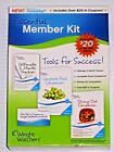 NEW Weight Watchers ESSENTIAL MEMBERS KIT Tools for Success POINTS PLUS