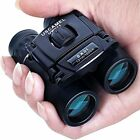New Binoculars Uscamel Folding Pocket Compact Travel Mini Telescope