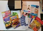 Weight Watchers lot 7 books food companion Dining Weekly Pocket guide trackers