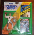 TROY AIKMAN 1992 STARTING LINEUP DALLAS COWBOYS (PASSING) WITH POSTER