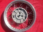 R80ST AND R80G/S BMW MOTORCYCLE REAR WHEEL