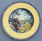 Fitz and Floyd Coq du Village Rooster Service Plate or Charger