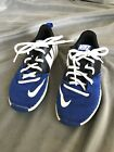 Youth Nike Basketball Shoes Team Hustle D7 Size 135 C Non Marking Sole