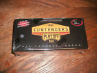 1998 CONTENDERS PLAYOFF SSD FACTORY SEALED FOOTBALL BOX MANNING AUTO RC 18 packs
