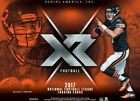 2017 Panini XR Football Hobby Box New Sealed