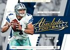 2017 Panini Absolute Football Hobby Box New Sealed
