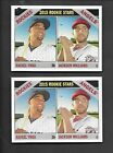 2015 Topps Heritage Baseball Variations Guide 38