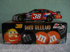 2006 DAVID GILLILAND HALLOWEEN M&M'S 1/24 DIE CAST CAR
