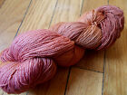 HAND PAINTED DYED SOCK YARN 90 WOOL 10 NYLON AFTER SUMMER 3 SPIDER GODDESS