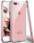 For iPhone 6S 7 7 Plus 8 Clear Case For Girls Hybrid Slim Soft TPU Phone Cover