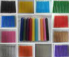 Spell Candles 4 Lot of 10 Choose from 20 Colors Mini Taper Chime Candle Magic