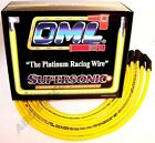 Metro Tracker 13L 16L High Performance 10 mm Yellow Spark Plug Wire Set 29281Y