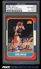 1986 Fleer Basketball Chris Mullin ROOKIE RC AUTO #77 PSA DNA AUTH (PWCC)