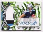 Marcus Mariota 2015 Topps Finest Camo Refractor Auto Autograph Jersey Patch 15