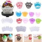 Cupcake Decor DIY Cutting Dies Stencil Scrapbooking Paper Card Embossing Crafts