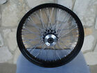 21X35 60 SPOKE BLACK FRONT WHEEL HARLEY ROAD KING STREET GLIDE TOURING 00 07