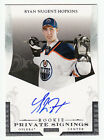 RYAN NUGENT-HOPKINS 2011-12 PANINI - ROOKIE PRIVATE SIGNINGS - AUTOGRAPH #RRN1