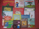 Lot 20 B4FIAR Books Before Five in a Row FIAR VOL 1 2 Home School CALDECOTT