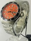 Orient Silver  Men's Ray II Japanese Automatic  Diver watch FEM6500AM
