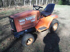 Kubota G5200 Lawn Tractor Diesel with Mower Deck D600 3 cylinder Low Hours