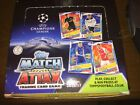 MATCH ATTAX C LEAGUE 16 17-FULL BOX 50 SEALED PACKETS (9 cards)