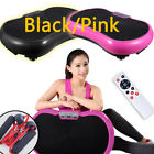 Fitness Machine Massage Vibration Plate Crazy Exercise Home Gym