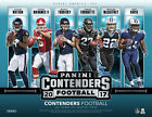 2017 Panini Contenders Football Hobby Box New Sealed NOW SHIPPING