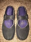 MERRELL Topo Clutch Leather Mary Jane Shoes Size 65 37