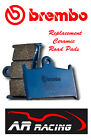 Brembo Replacement Front Brake Pads to fit Bimota 1000 Furano 1992