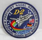 NASA ARM HAT PATCH Embroidered 3 Mission STS 55 D 2 Columbia US Space Shuttle