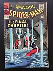 The Amazing Spider Man 33 SD Final Chapter Doc App Stan Lee ASM Spidey