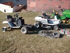 Craftsman Riding Lawn Mower Parts Lot